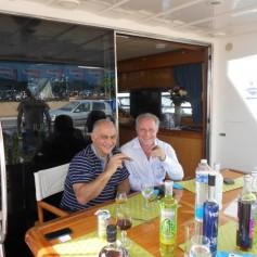 papa and Eduardo Cannes
