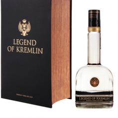 legend of Kremlin premium Russian Vodka
