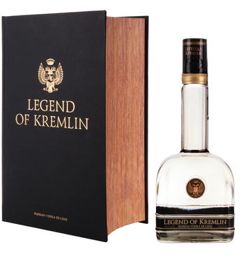 legend of Kremlin premium Russian Vodka