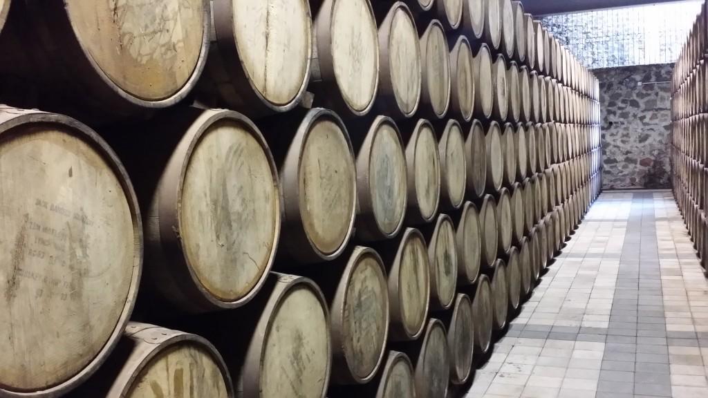 Villa Lobos is Aged in American oak barrels