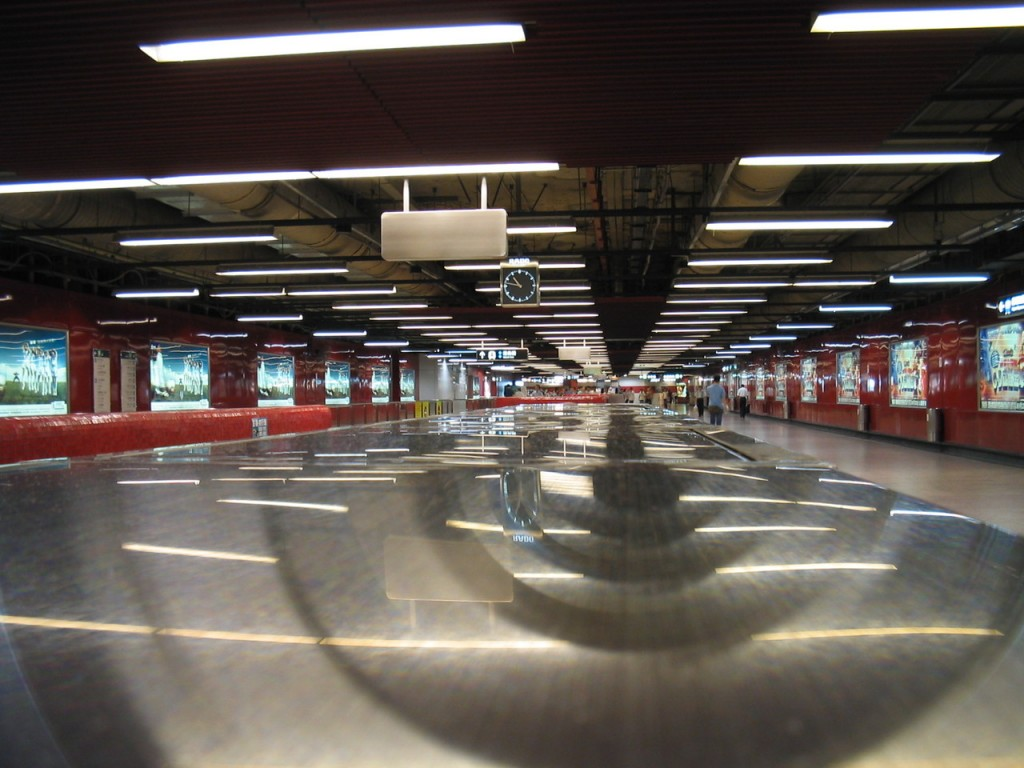 Hong Kong's sparking subway makes London's underground look terrible