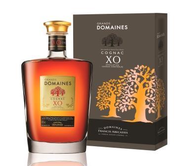 Cognac Grands Domaines XO